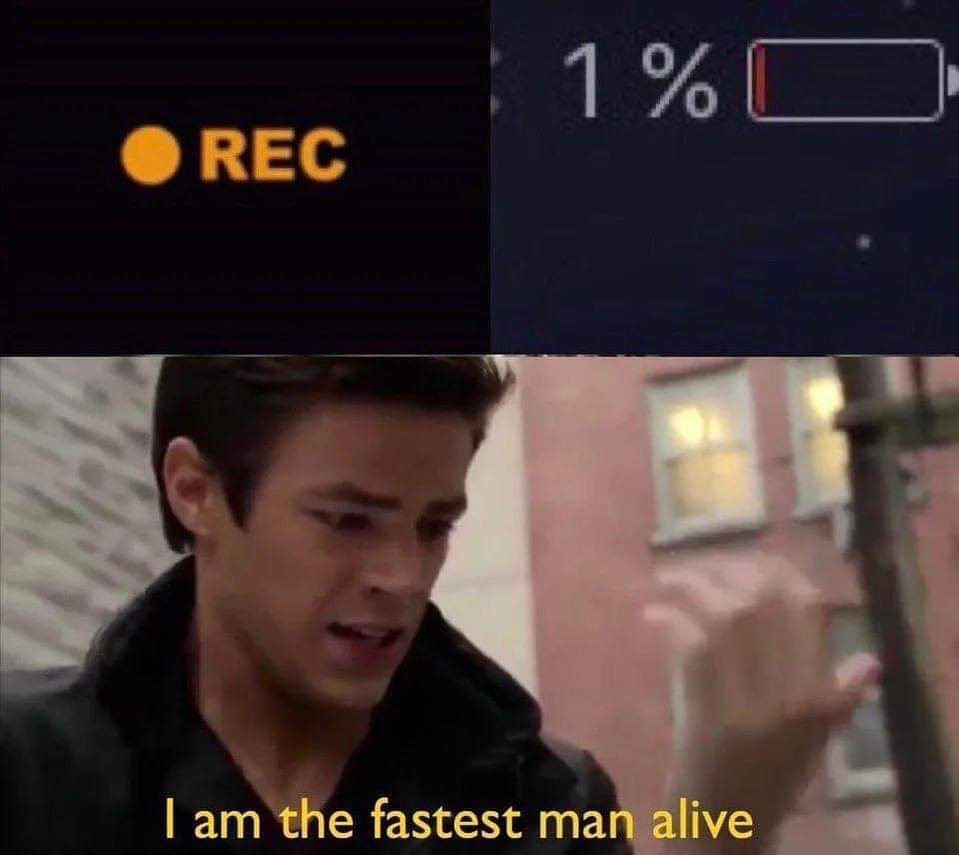 Fastest hands in the west - meme