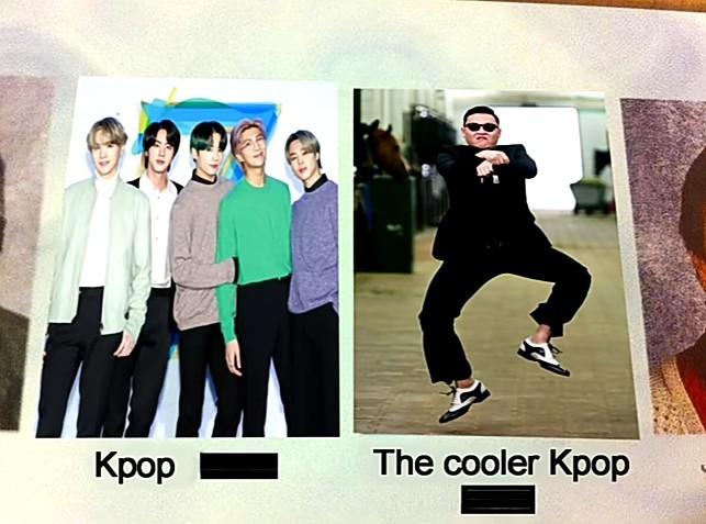 Gangnam Style turututururu - meme