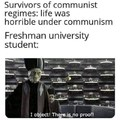 communism is bad