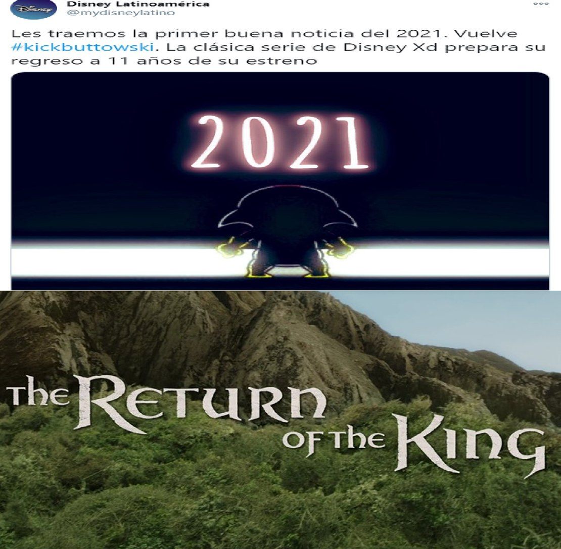 iniciamos bien 2021 :) - meme
