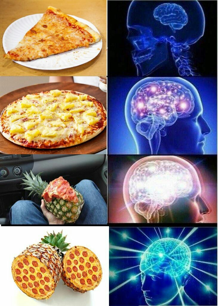 Pineapple - meme