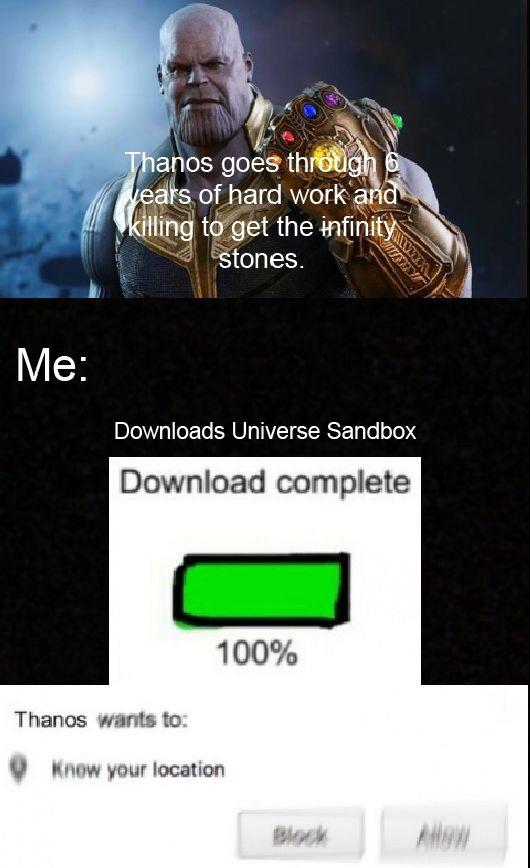 This makes things easier - meme