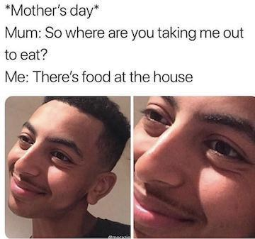 Mother's day - meme