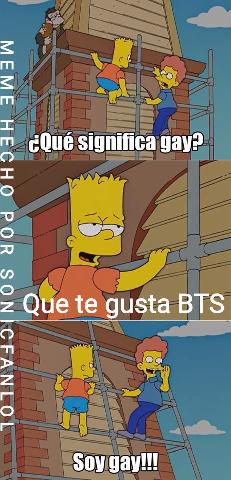 que significado gay en español