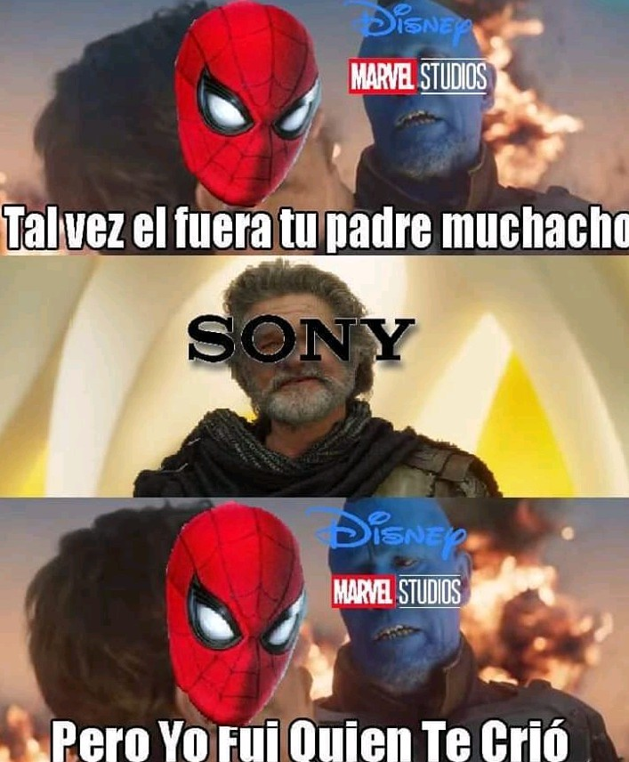 Spider-Man - meme