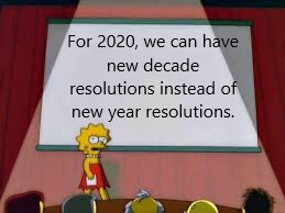 New Decade, you know you have to agree - meme