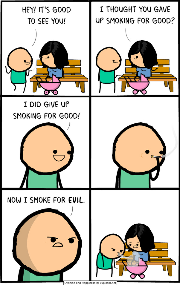 Smoking Kills - meme