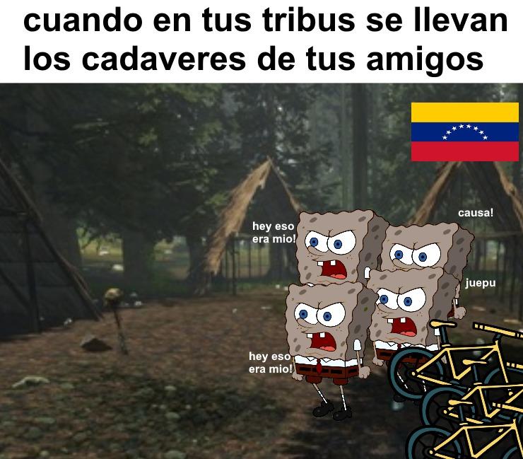 causa - meme