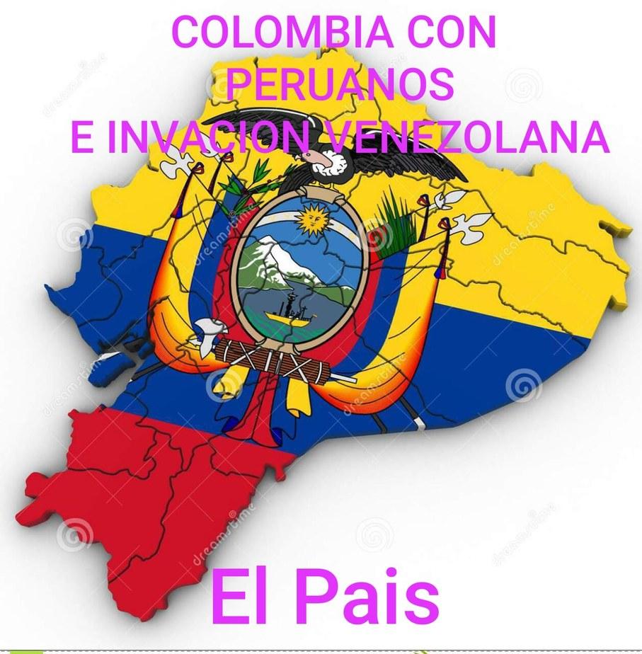 Ecuador - meme