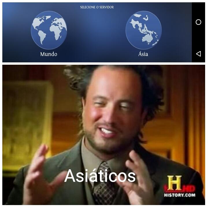 Ásia - meme