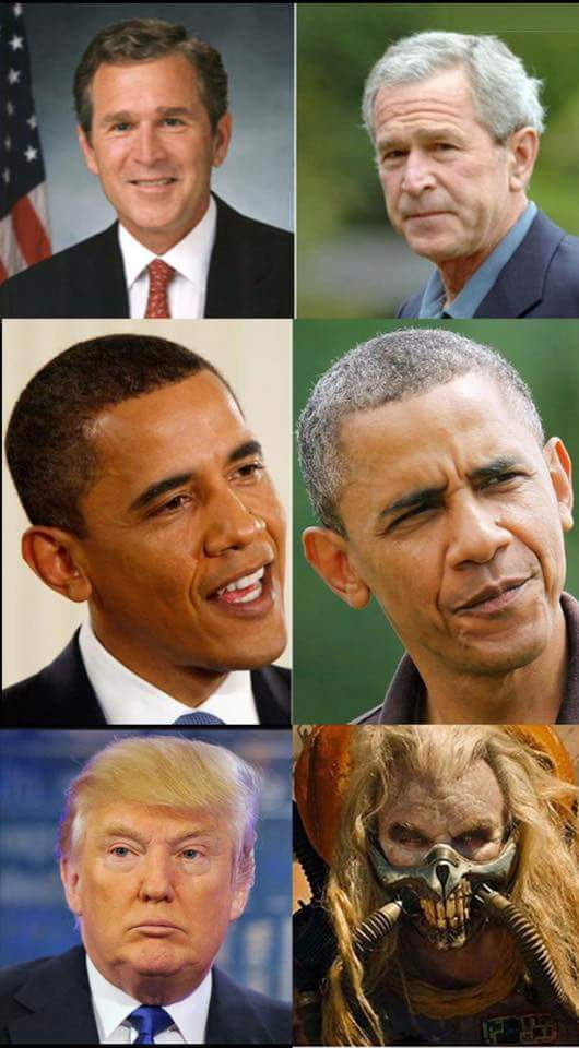 Donald Inmortan - meme