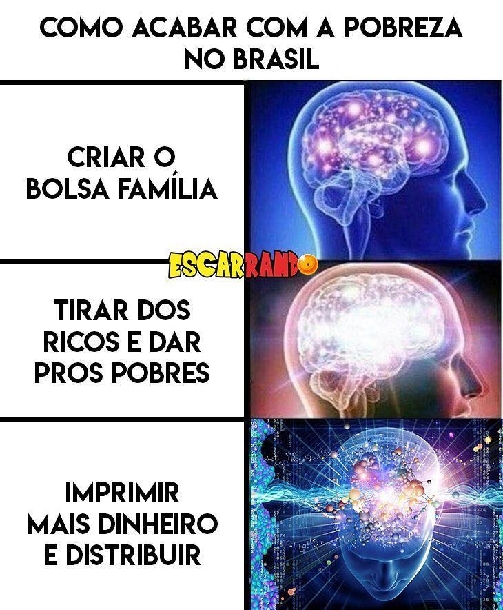 INFLAÇÃO - meme
