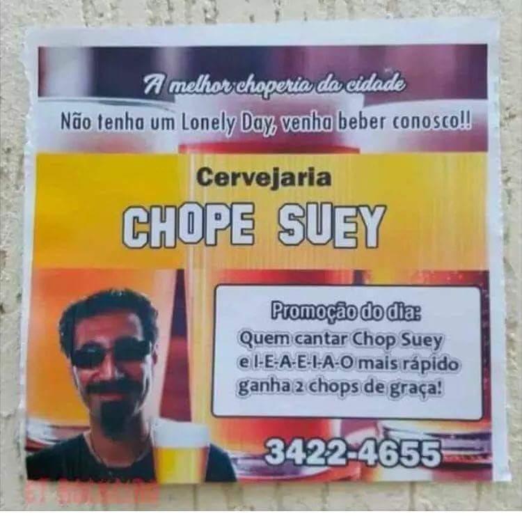 Chop Suey - meme