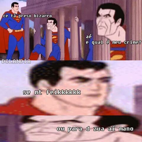 Bizarro - meme