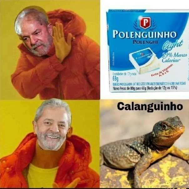 Luladrao - meme