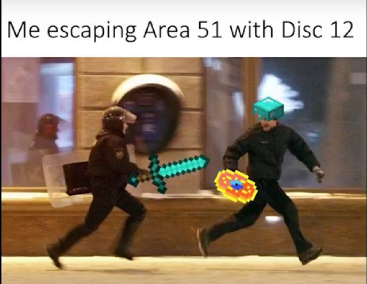 Disc 12 - meme
