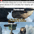 Florida doggo