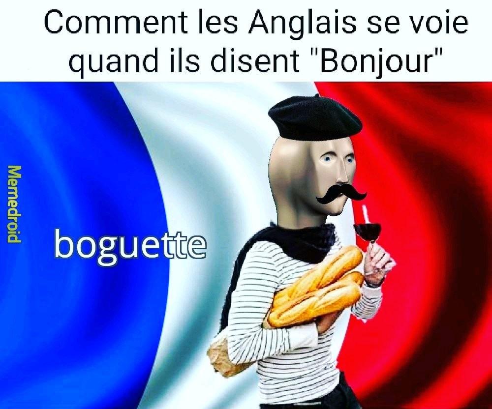 Boguette - meme