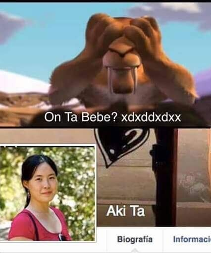 chinos! - meme