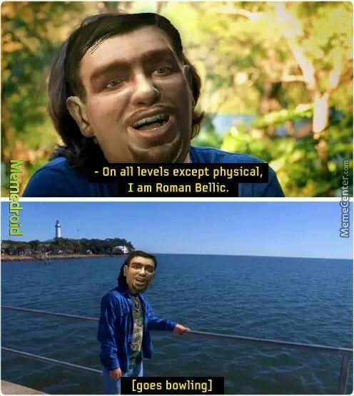 Cousin, let's go bowling - meme