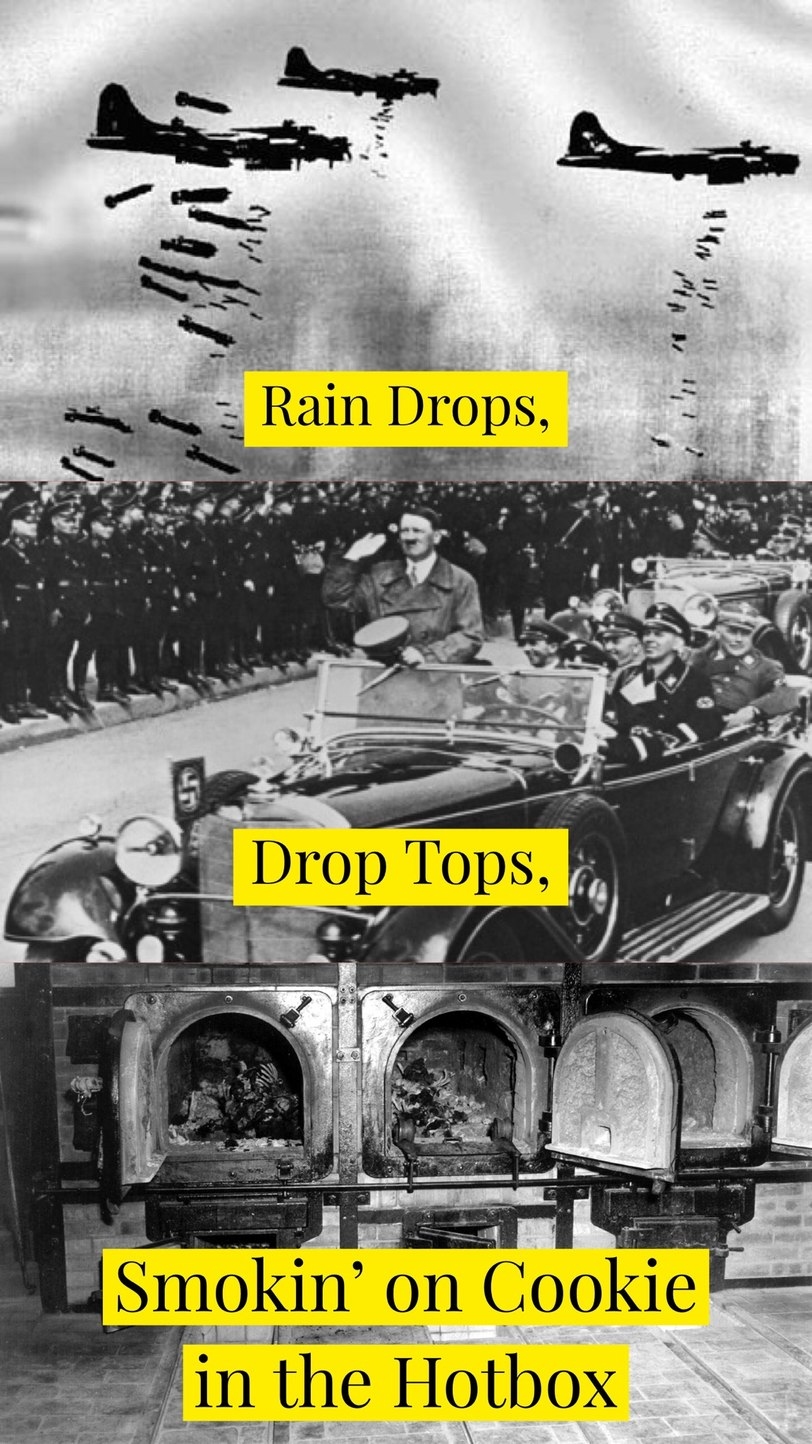 Rain Drops - meme