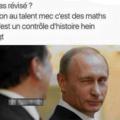 Poutine, un grand hom.. Oups.. Dieu !