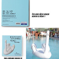 Ridiculous inflatable swan thing