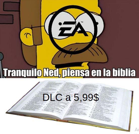 la biblia - meme