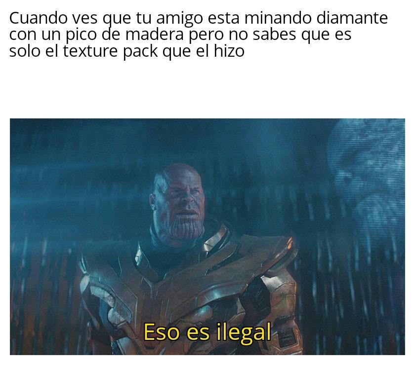 Imposible :V - meme