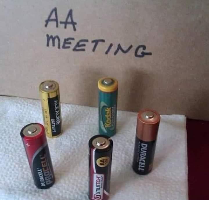 Battery - meme