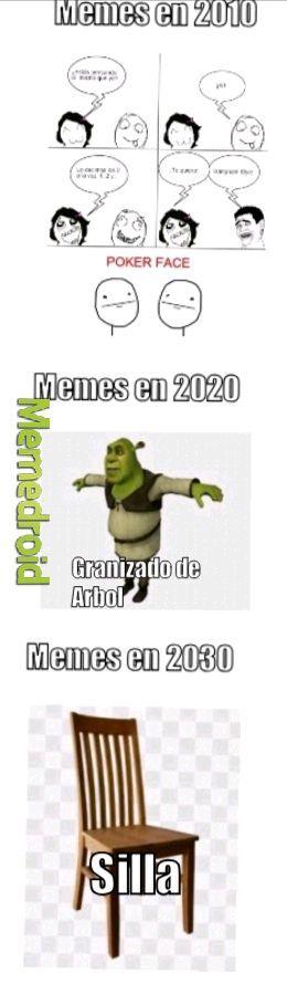 Evolución de los memes