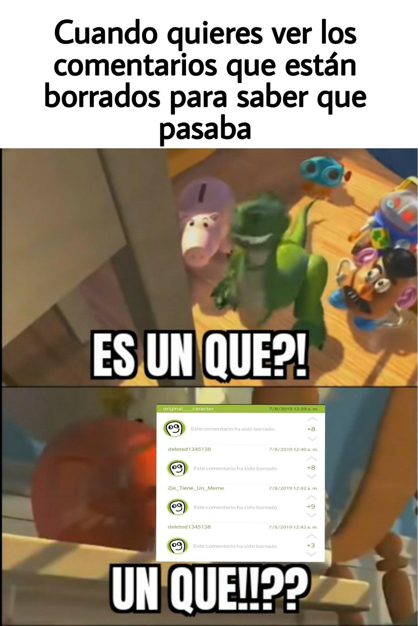 No doy plantilla - meme