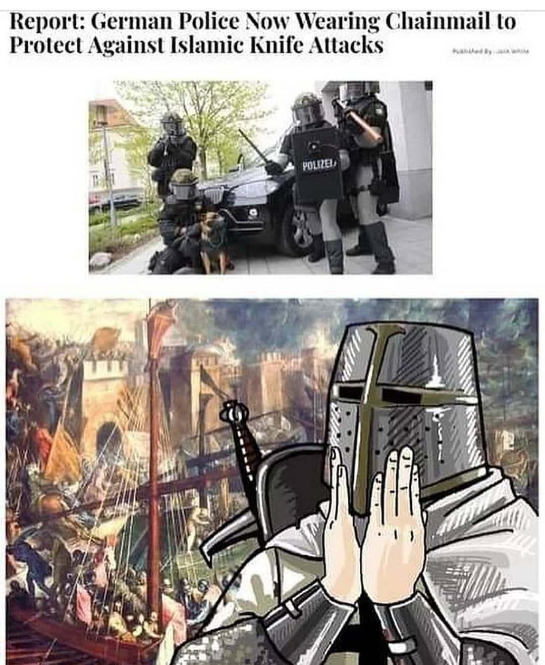 10th Crusade - meme