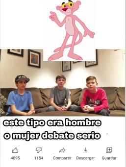 Debate sertio - meme