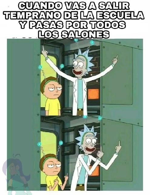 Hasta luego idiotas - meme