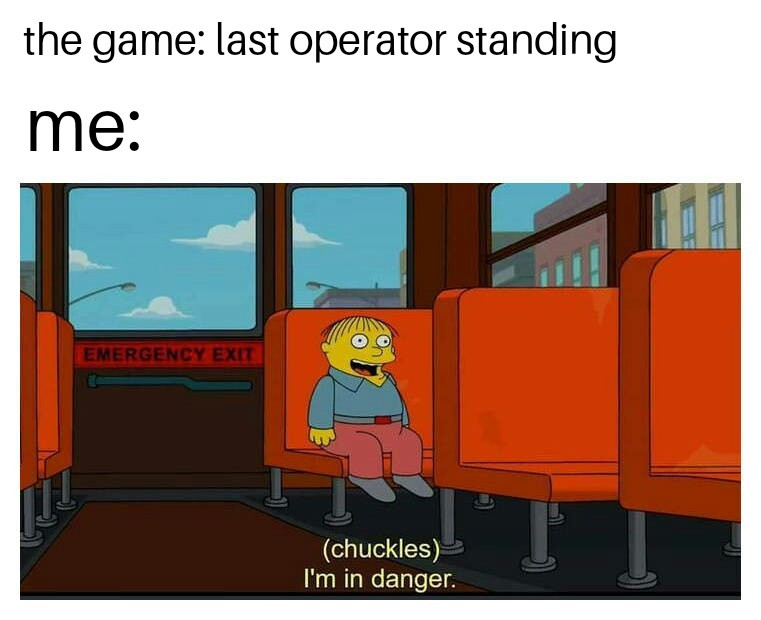 Rainbow six siege - meme