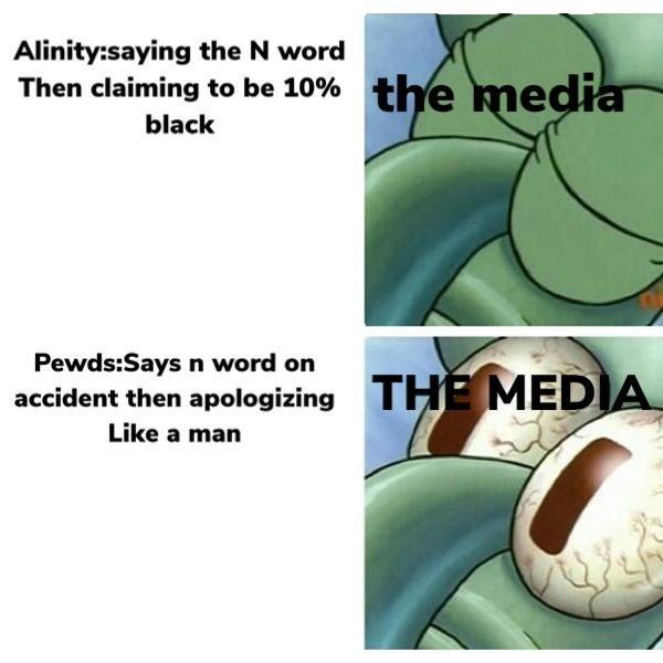 Stupid Twitch thots - meme