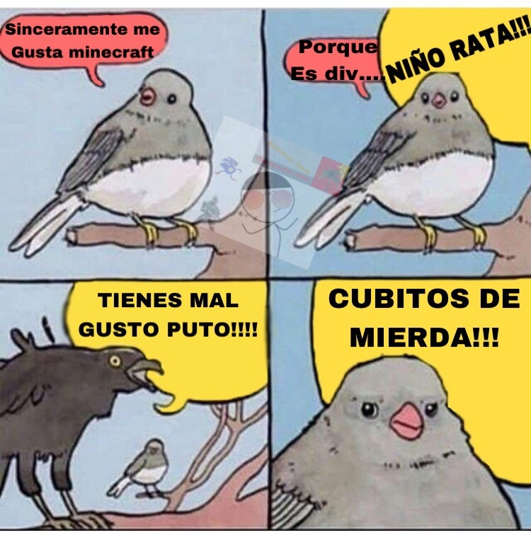 cubitos chronicles - meme