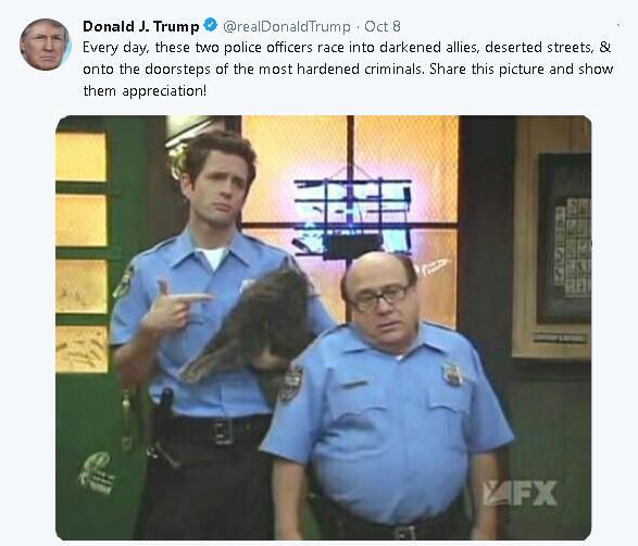 i appreciate our police - meme