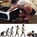 Evolução do homem