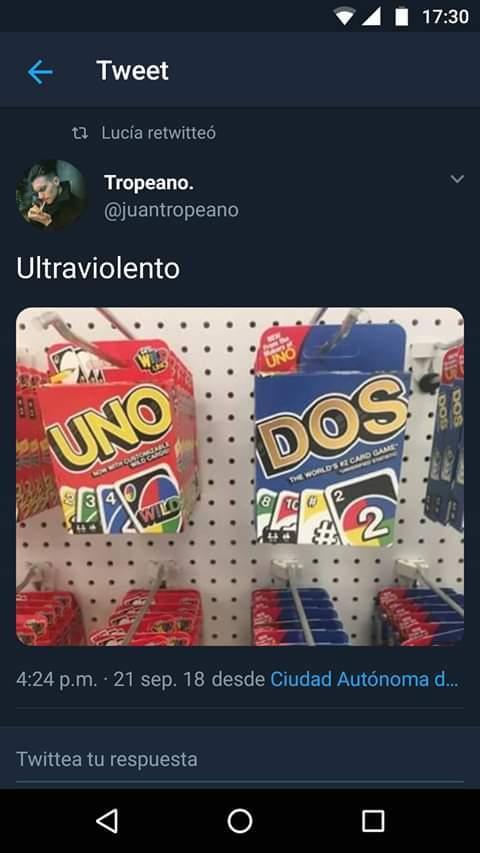 Violento - meme