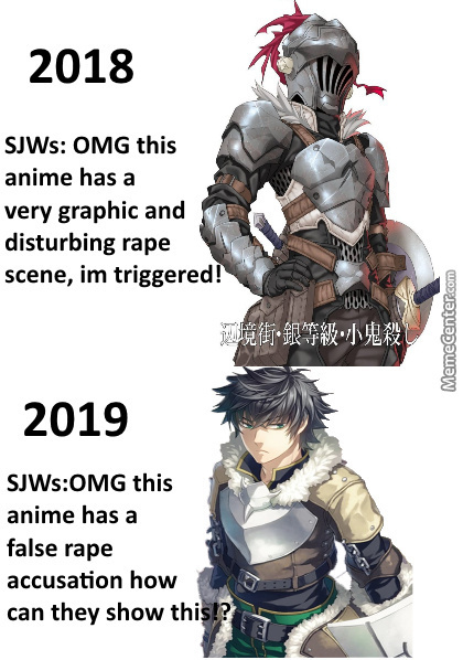 Stfu SJWs no one asked for your input - meme
