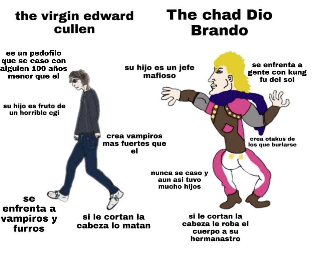 Dio es gay, pero por lo menos puede crear zombies - meme