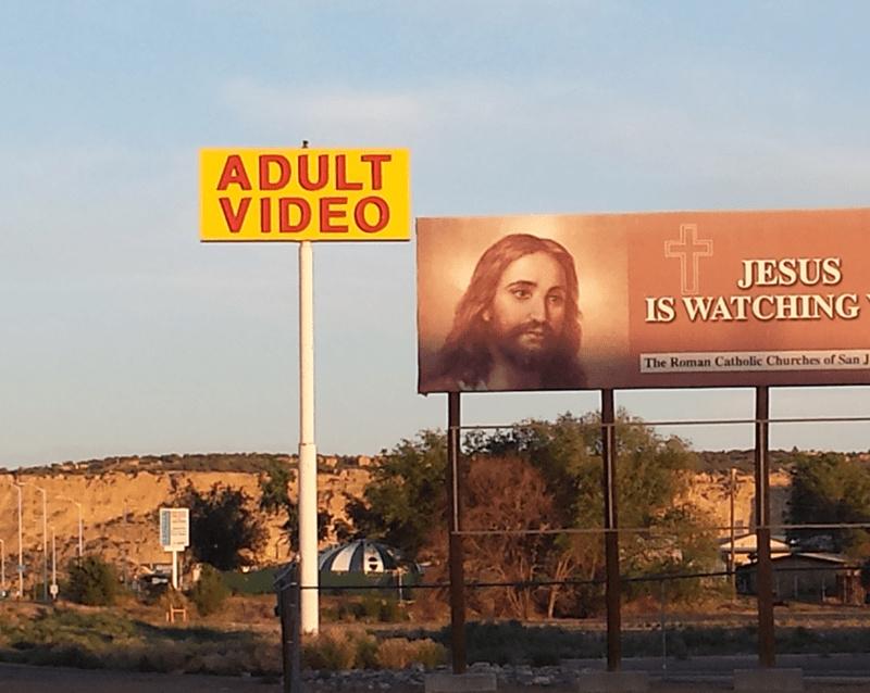 blursed jesus - meme