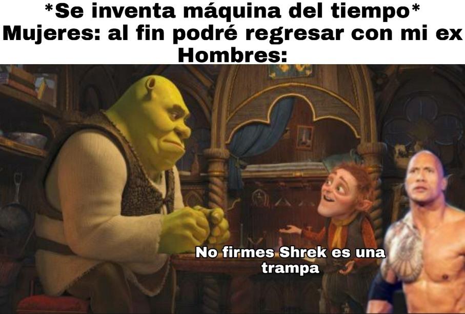 El pinche rumpelstinsky - meme