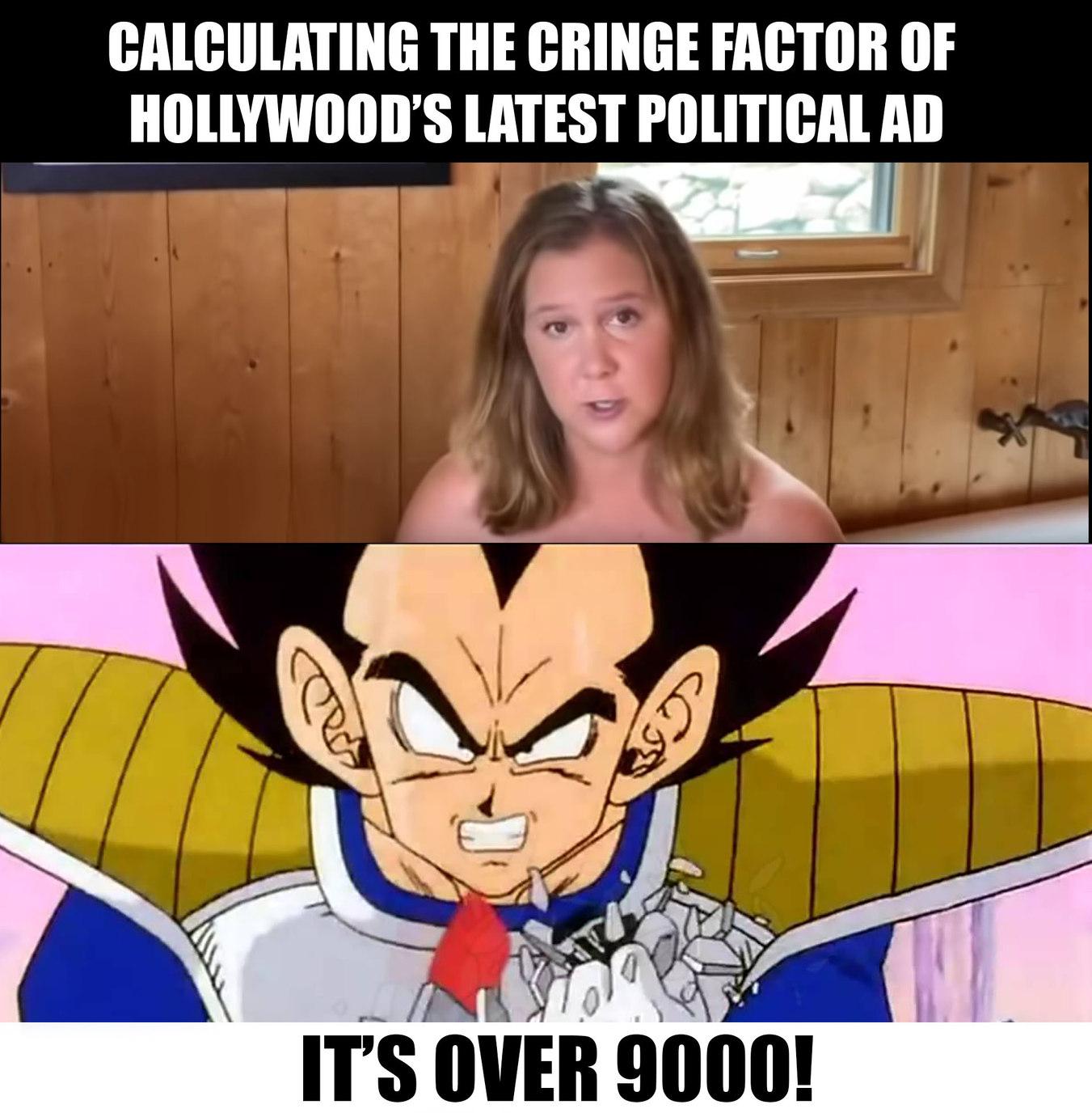 Cringe Factor - meme