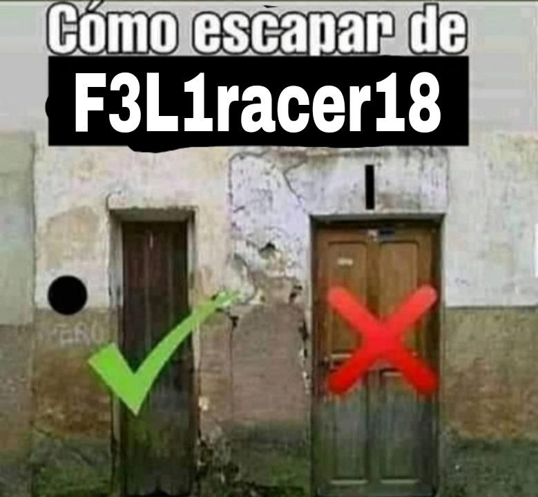 F3L1RACER es gei .l. - meme