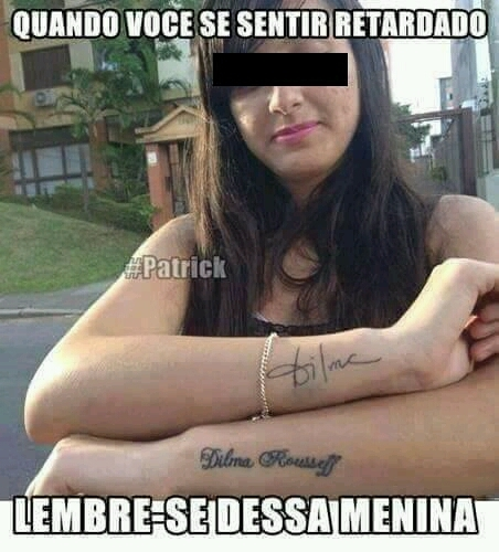 Dilma - meme