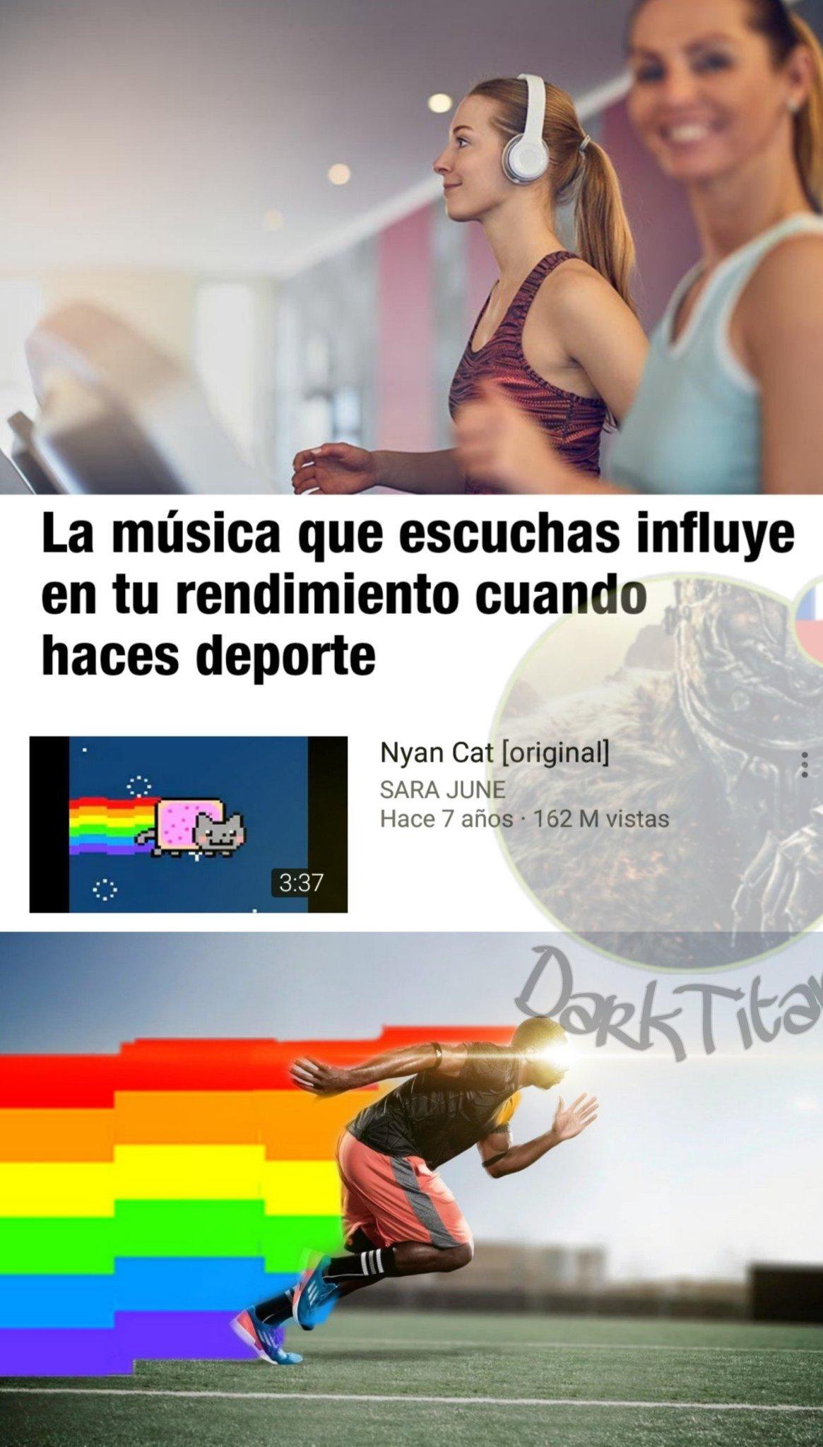 Nyan cat :D - meme