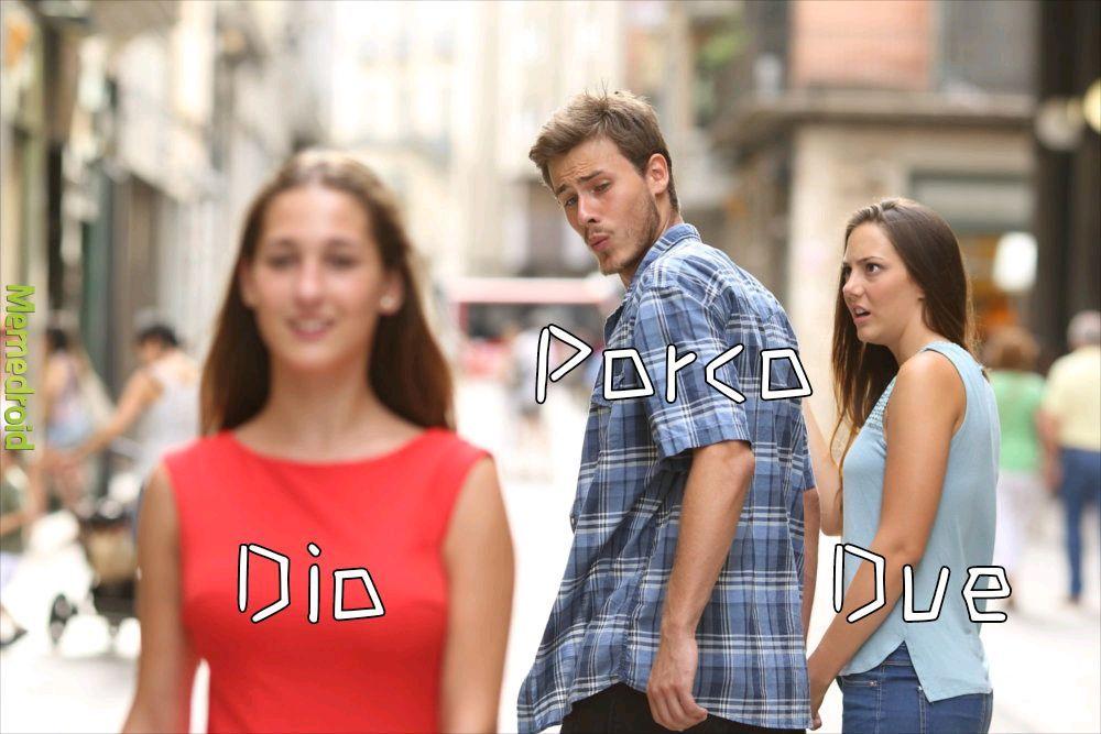 I ragazzi pre-bestemmiatori - meme